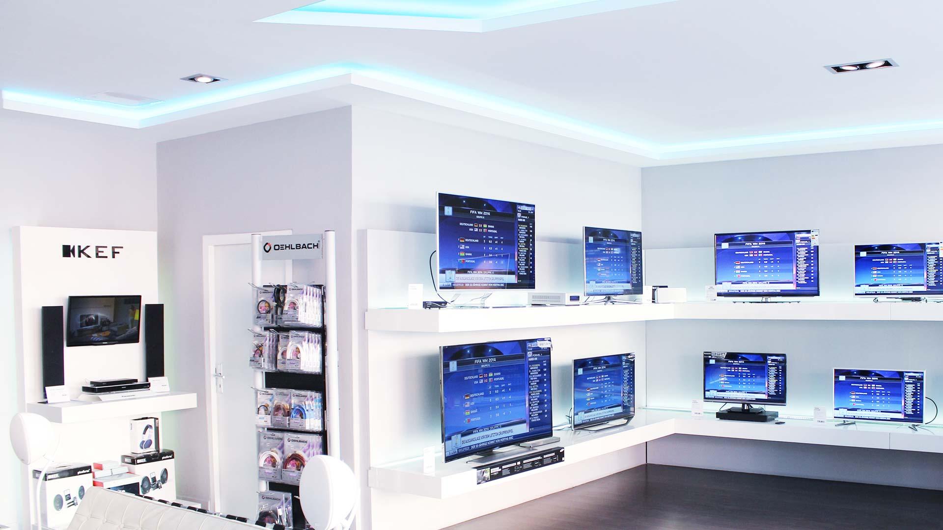 Atlas Vision Fernsehstore