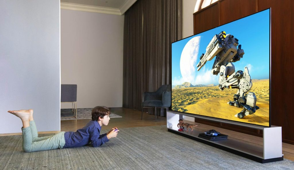 CES 2020 - TV-Highlights