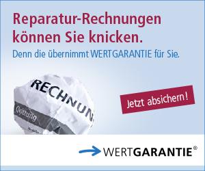 Fernseher Online-Shop Wertgarantie