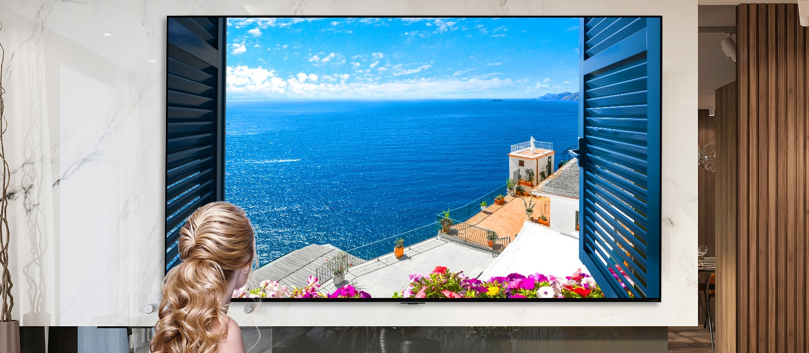 TV LG 65QNED919